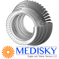 Medisky Engine and Turbine Services LLC Логотип